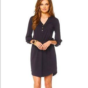Lilly Pulitzer Beckett shirt dress EUC